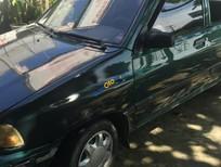 Cần bán xe Kia Pride CD5 đời 2003, màu xanh lam, 87 triệu