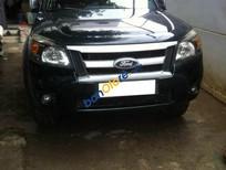Cần bán lại xe Ford Ranger XL đời 2010, màu đen, nhập khẩu chính hãng chính chủ