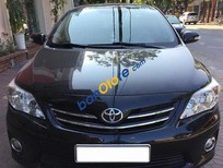 Cần bán Toyota Corolla altis 1.8G năm 2011, màu đen