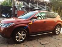 Cần bán gấp Nissan Murano SE năm 2005, nhập khẩu chính hãng số tự động, 750tr