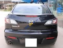Cần bán gấp Mazda 3 1.6AT đời 2014, màu đen chính chủ giá cạnh tranh