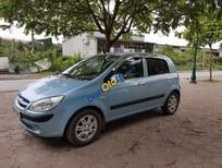 Bán ô tô Hyundai Click 1.4AT đời 2008, màu xanh lam