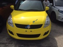 Suzuki Trọng Thiện bán Suzuki Swift AT đời 2016, màu vàng, giá chỉ 532 triệu
