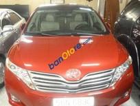 Cần bán xe Toyota Venza 2.7 Base AT đời 2009, màu đỏ