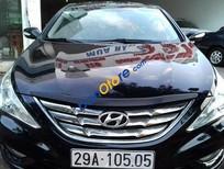Bán ô tô Hyundai Sonata AT đời 2010, màu đen