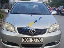 Bán Toyota Vios G sản xuất 2007 giá tốt