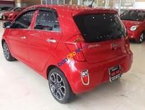 Cần bán Kia Picanto S đời 2014, màu đỏ số tự động, giá chỉ 395 triệu