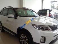 Cần bán xe Kia Sorento AT sản xuất 2016, màu trắng