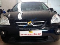 Bán xe cũ Kia Carens 2.0 đời 2009, màu đen, giá chỉ 430 triệu