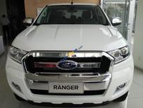 Xe Ford giảm giá cuối năm, Ford Ranger XLT sản xuất 2017, màu trắng, nhập khẩu nguyên chiếc, 770 triệu - LH 0917 26 2332