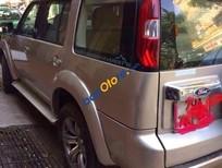 Cần bán Ford Everest MT đời 2011, màu bạc, nhập khẩu nguyên chiếc, giá 625tr