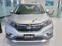 Bán xe Honda CR V TG sản xuất năm 2016, màu bạc
