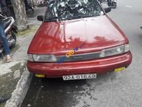 Bán ô tô Toyota Camry MT đời 1990, màu đỏ, nhập khẩu nguyên chiếc