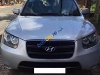 Bán Hyundai Santa Fe CRDi 2008, màu bạc, nhập khẩu hàn quốc xe gia đình giá cạnh tranh