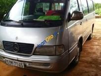 Cần bán lại xe Mercedes 140D đời 2003, màu bạc