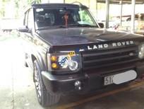 Bán LandRover Discovery HSE 7 đời 2002, màu đen, nhập khẩu