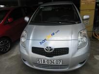 Bán ô tô Toyota Yaris 1.3 AT đời 2008, màu bạc, nhập khẩu