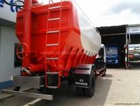 Tổng Đại lý xe tải Hino bán Hino 15.1 tấn thùng 18m3 chuyên chở cám gạo, giá rẻ, giao ngay