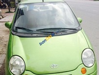 Bán Daewoo Matiz đời 2005, màu xanh lam, 97 triệu