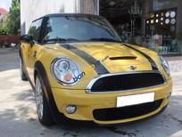 Xe Mini Cooper S đời 2008, màu vàng, nhập khẩu số tự động