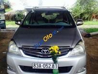 Cần bán gấp Toyota Innova MT sản xuất 2006, xe cũ