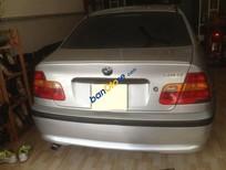 Bán xe cũ BMW 3 Series 318i đời 2003, màu bạc, nhập khẩu số tự động