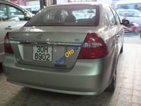 Cần bán lại xe Daewoo Gentra SX đời 2008, màu bạc chính chủ, 248 triệu