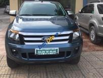 Bán Ford Ranger XLS 4x2AT đời 2015, màu xanh lam, giá tốt