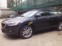 Cần bán lại xe Mazda CX 9 năm 2013, màu xám