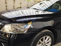 Bán Toyota Camry 2.4G đời 2009, màu đen chính chủ