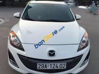Bán xe Mazda 3 AT sản xuất 2011, màu trắng