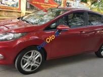 Bán xe cũ Ford Fiesta S đời 2013, màu đỏ chính chủ