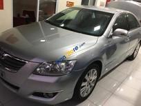 Cần bán xe Toyota Camry 3.5Q đời 2007, màu bạc, giá 680tr