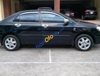 Bán Toyota Corolla altis 1.8G đời 2005, màu đen chính chủ, 399tr