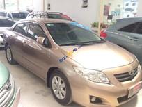 Cần bán xe cũ Toyota Corolla Altis 1.8AT đời 2008