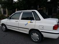 Bán xe Kia Pride sản xuất 2001, màu trắng, xe nhập