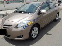 Bán Toyota Vios 1.5G đời 2007, màu vàng số tự động