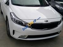 Bán Kia Cerato 1.6 AT sản xuất 2018, màu trắng, giá tốt chính hãng, hỗ trợ trả góp tại Kia Việt Trì