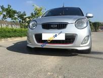 Cần bán lại xe Kia Morning SX năm 2012, màu bạc, giá chỉ 272 triệu