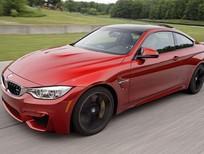 Giao ngay BMW M4 coupe đỏ đặc biệt, ưu đãi lớn. TẶNG NGAY CHUYẾN THAM DỰ MRACE tại HÀN QUỐC.