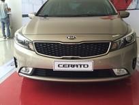 Giá rẻ nhất khu vực, Chỉ với 175 tr sở hữu ngay xe Cerato 2017 thế hệ mới. Hỗ trợ trả góp 85% giá trị xe. LH 0919634886