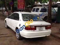 Cần bán xe Mazda 323 MT đời 2000, màu trắng, giá 120tr