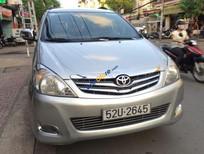 Bán ô tô Toyota Innova 2.0V đời 2008, màu bạc