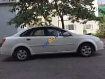 Cần bán gấp Daewoo Lacetti EX đời 2004, màu trắng chính chủ, giá 215tr