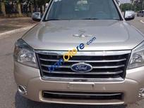 Cần bán xe Ford Everest Limited đời 2010, xe nhập