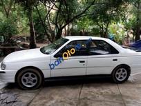 Cần bán xe Peugeot 405 MT năm 1991, màu trắng