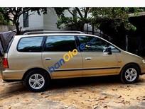Xe Honda Odyssey sản xuất 1997, màu vàng, xe nhập