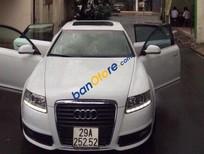 Cần bán gấp Audi A6 2.0AT đời 2009, màu trắng, nhập khẩu