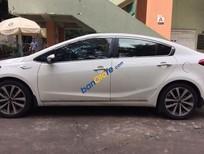 Cần bán Kia K3 2.0AT đời 2014, màu trắng chính chủ, giá tốt