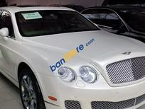 Bán xe Bentley Continental Flying Spur đời 2010, màu trắng, xe nhập, 4 tỷ 790tr